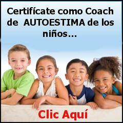 Certificarse como Coach de Autoestima ni�os