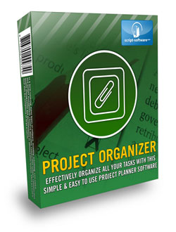 Software Gratis - Project Organizer